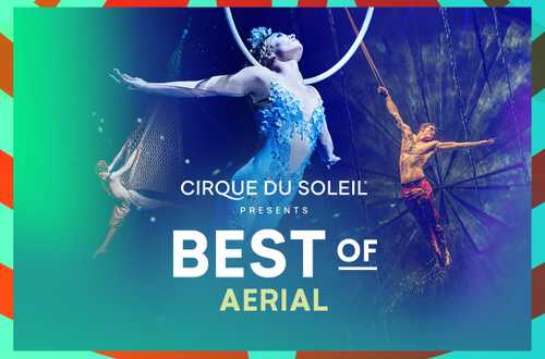 Best of Aerial - Cirque Connect
