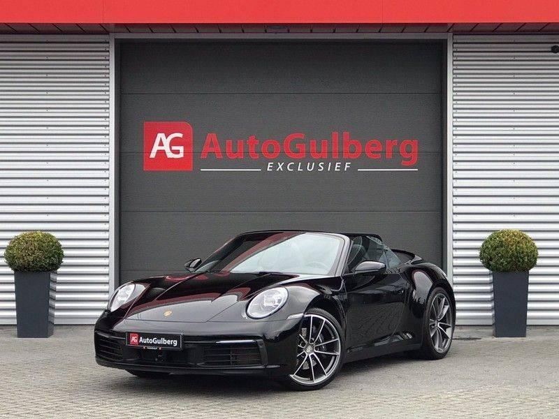 Porsche 911 Cabrio 3.0 Carrera 992 ACC, Sport/Chrono, Sportuitlaat, 14 Way, 360* Camera, Lane Assist, PASM, PDLS Plus, 21INCH afbeelding 4