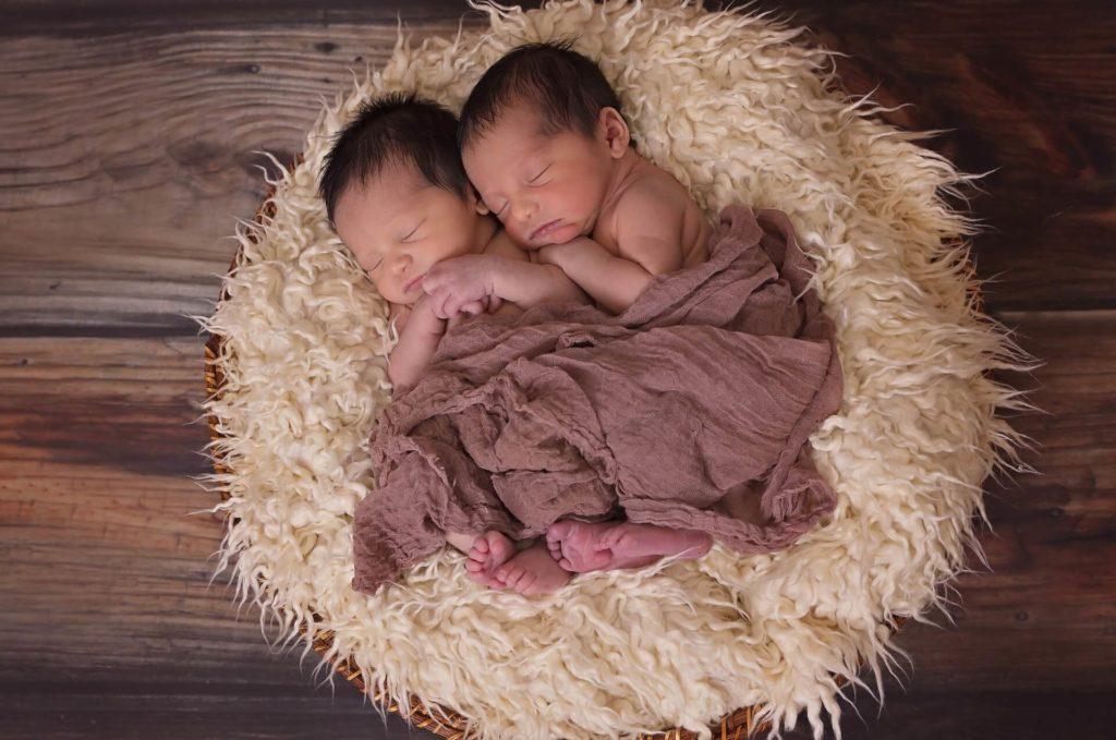 Fotografia de Bebês