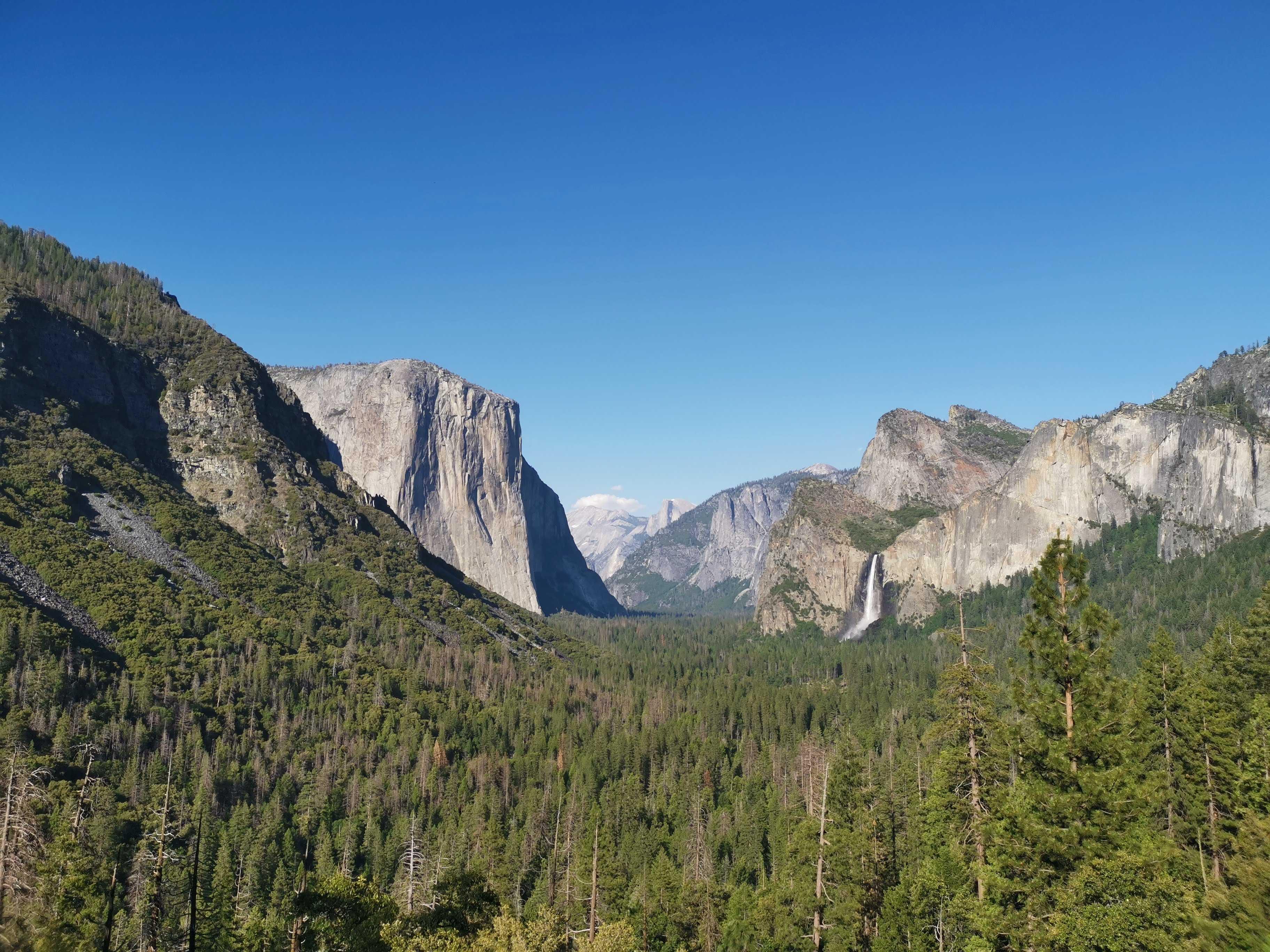 La douche du parc national de Yosemite cover image
