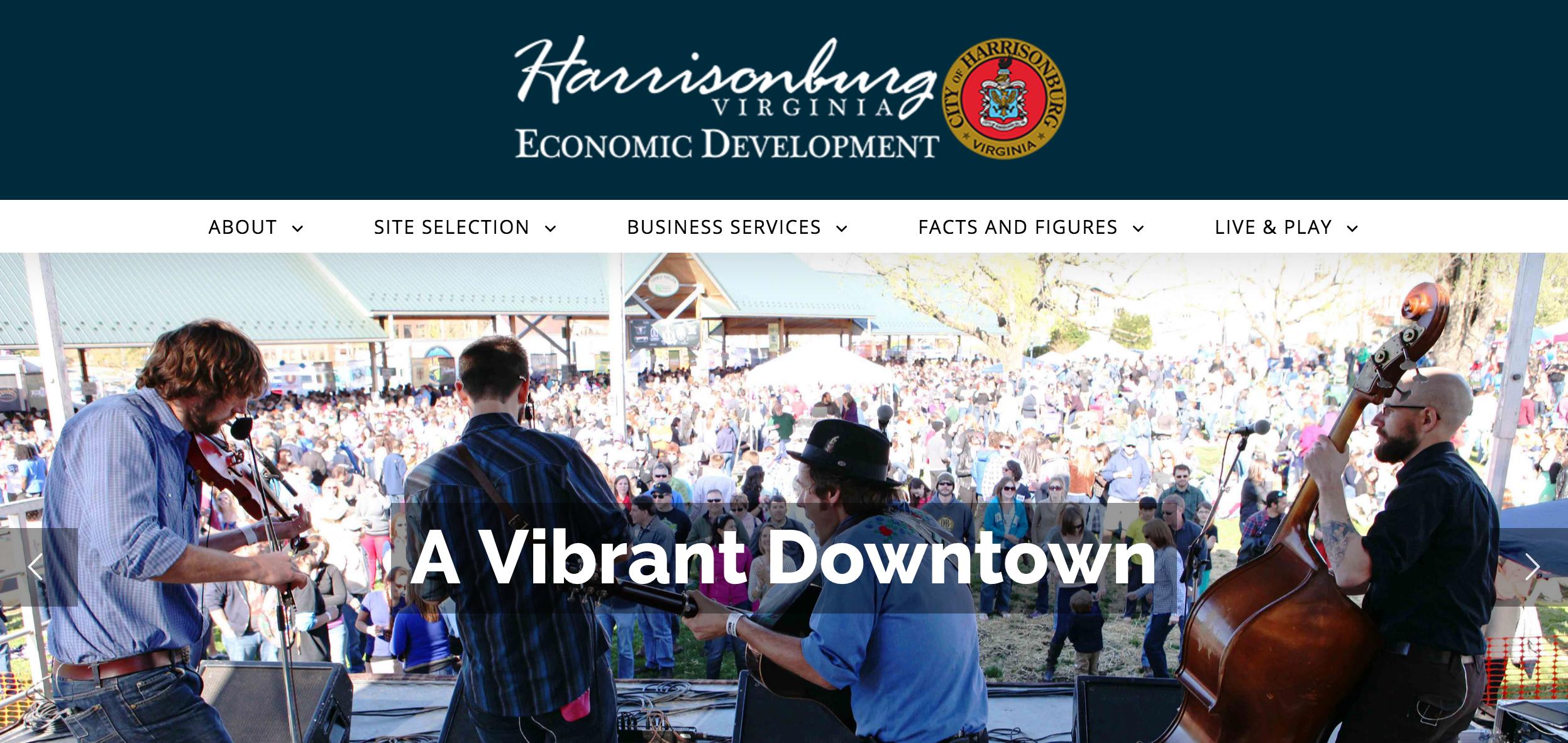 Harrisonburg Economic Development