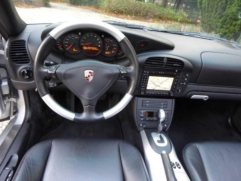 Porsche 911 Cabrio 3.6 Carrera 4S afbeelding 8