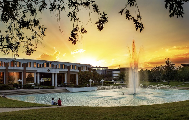 Millican Hall at the University of Central Florida