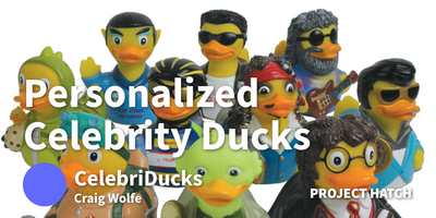 featured image thumbnail for post How My Celebrity Ducks Idea Exploded and Warren Buffett's Sister Reached Out