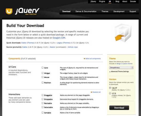 jqui-download