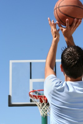 Basketball Shooting – How to Shoot More Accurately