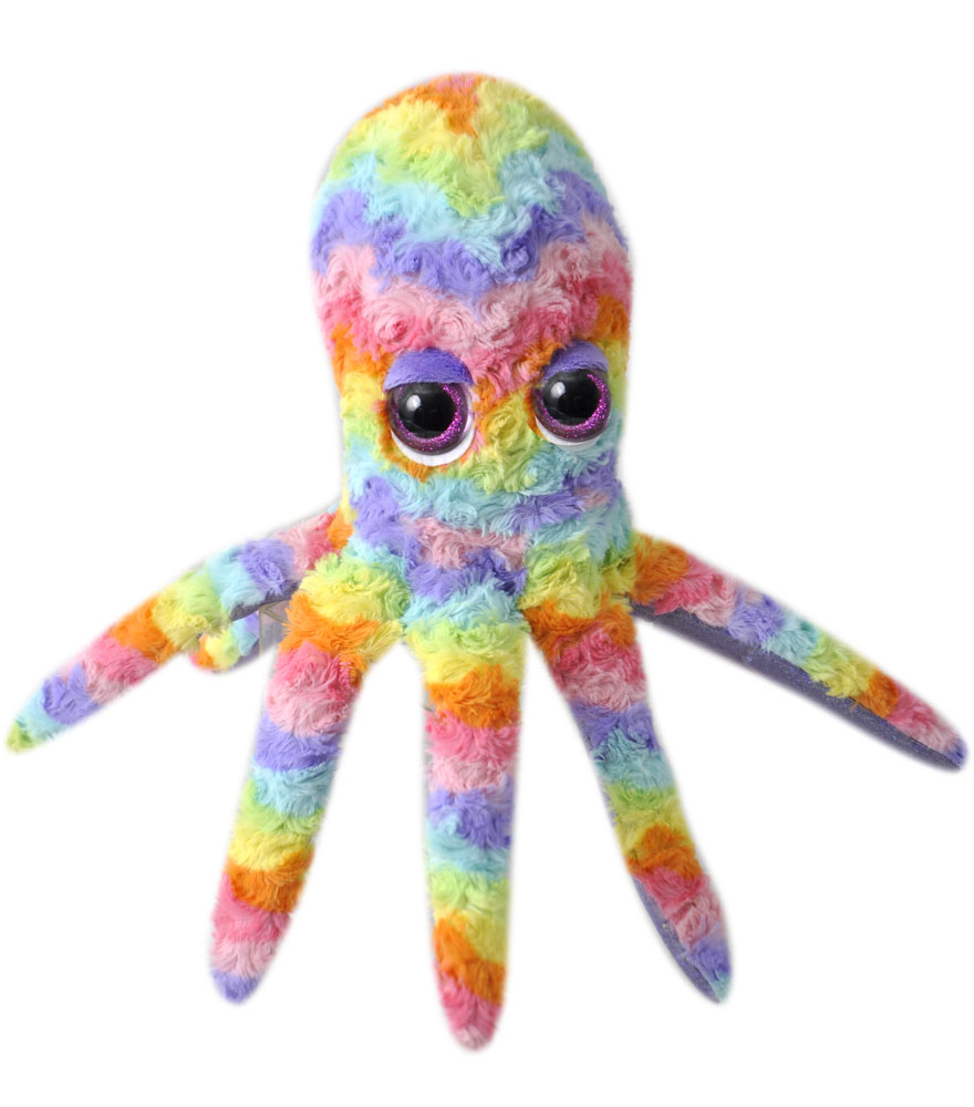 "The Petting Zoo: 16"" Tropical Octopus"