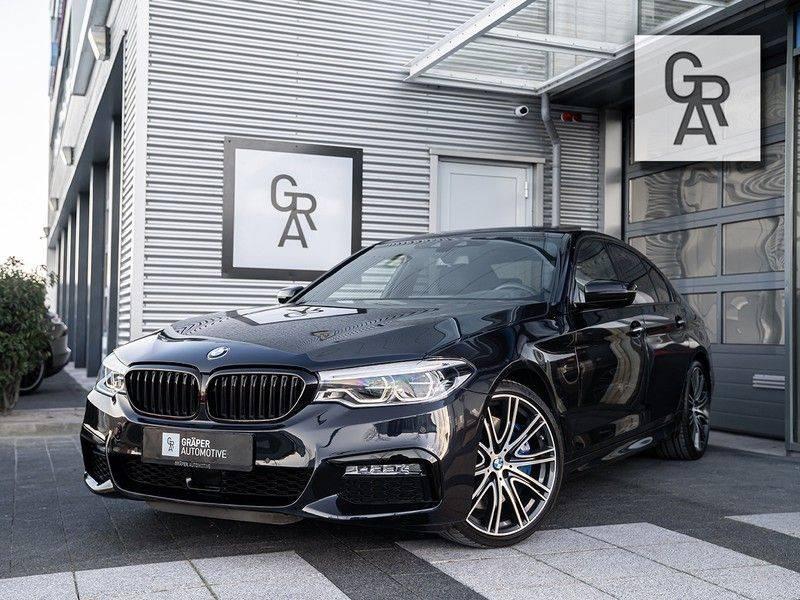 BMW 5 Serie 540i xDrive High Executive afbeelding 1