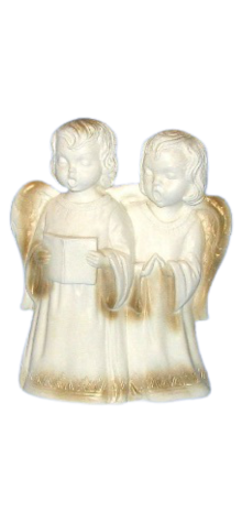 Twin Singing Angels photo