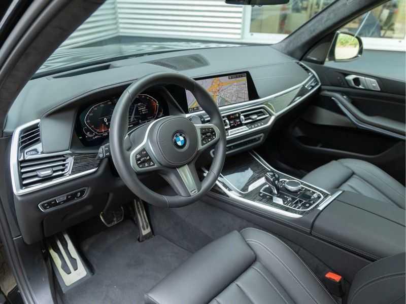 BMW X7 xDrive40i High Executive - M-Sport - Trekhaak - 7-Zits - ACC afbeelding 3