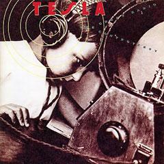 Tesla The Great Radio Controversy album cover