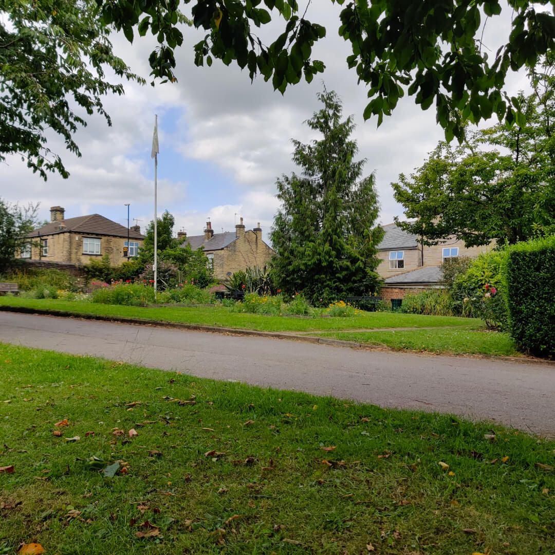 Westroyd Park path