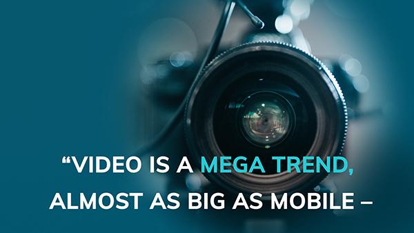 Thumbnail for 'VIBBIO - video mega trend' clip