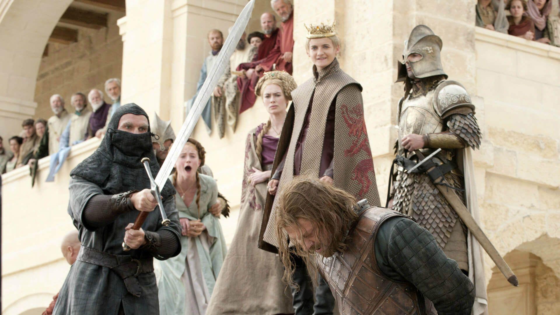 Кадр изсериала «Игра престолов» / HBO