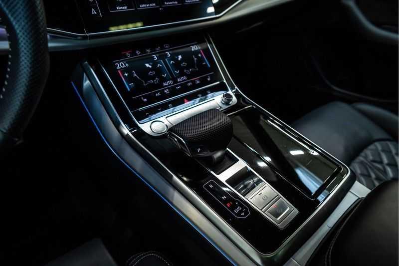 Audi Q8 55 TFSI quattro 3x S-line | PANO | 4 wielsturing | Tour | Trekhaak | Matrix LED | afbeelding 23