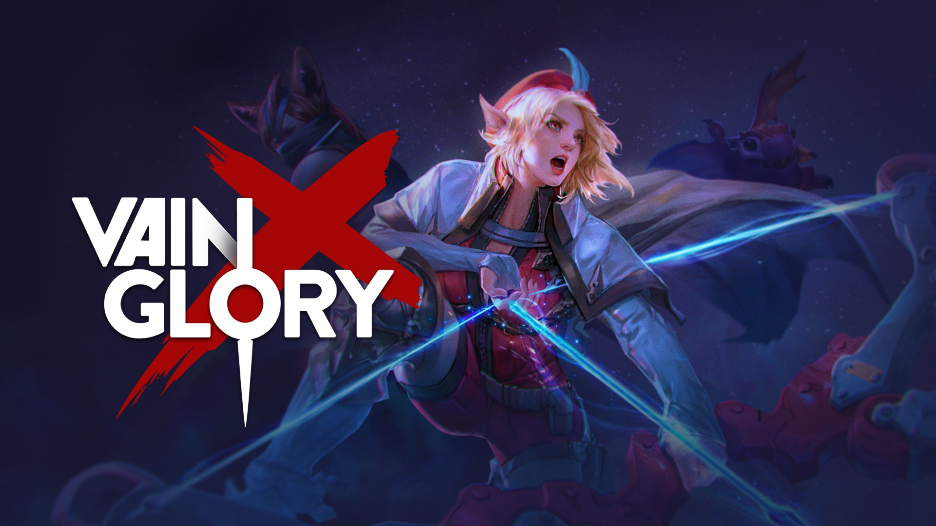 Download Vainglory Apk Mod Premium Game For Free and Play it From Any Device!