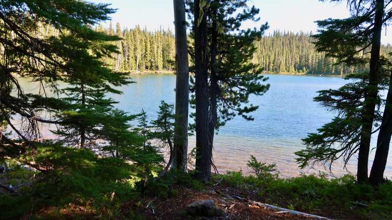 Brahma Lake