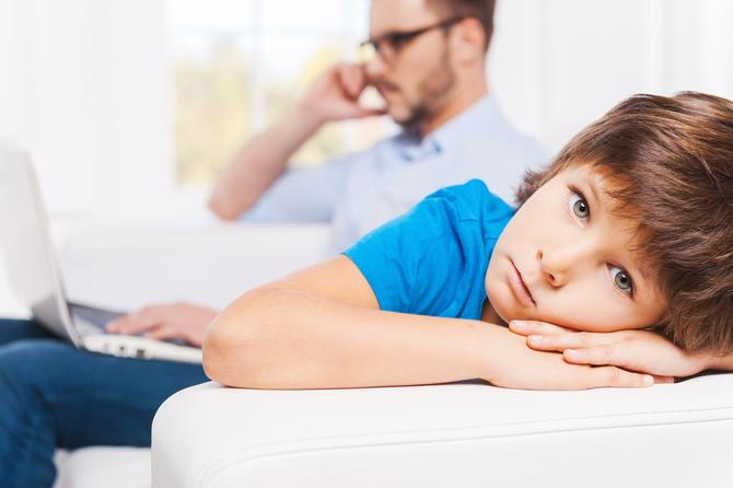 Five Tips for Surviving Work at Home with Kids