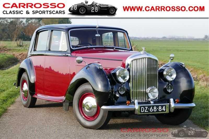 Bentley MARK VI Sports Saloon 4.25 Litre afbeelding 1