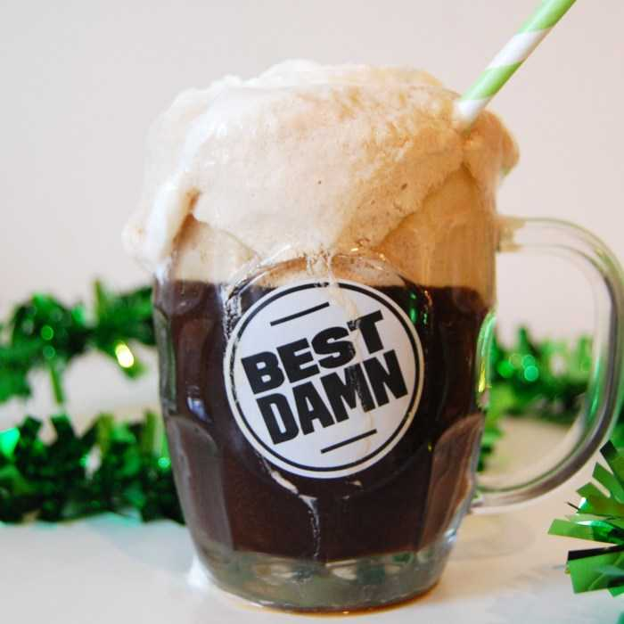 Black and Brown Cocktail