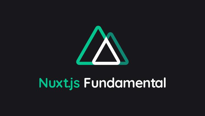 บทความและวิดีโอสอน Nuxt.js Fundamental