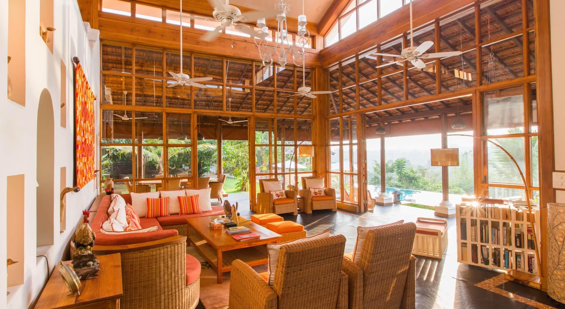 Luxury rental villa in Goa