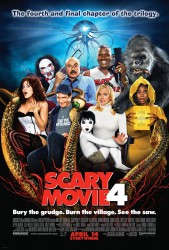 cover Scary Movie 4