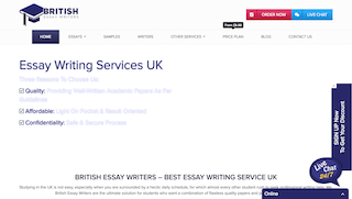 britishessaywriters.co.uk main page