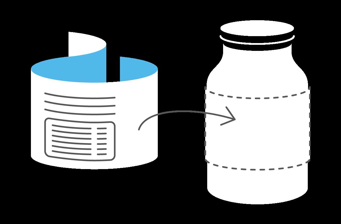 Overzichtelijk beheren van recepturen en productspecificaties