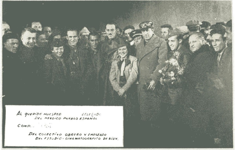 Испанские анархисты в 1937 году. Фото: search.iisg.amsterdam