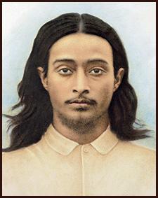 Yogananda in youth