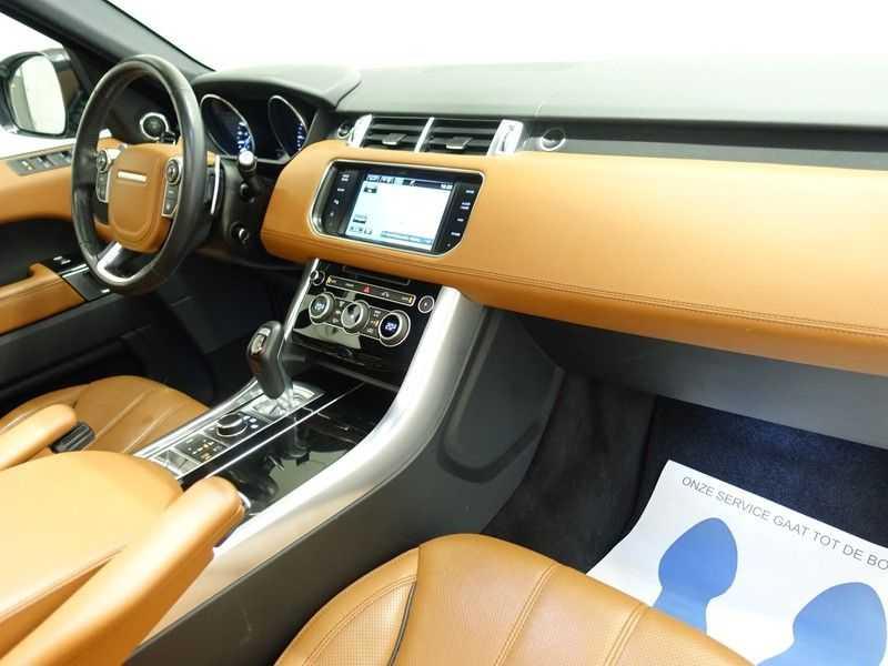 Land Rover Range Rover Sport 3.0 TDV6 259pk HSE Dynamic 7pers- Panoramadak, Leer, Softclose, Full afbeelding 16