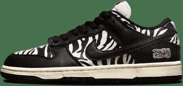 Nike x Quartersnacks SB Dunk Low