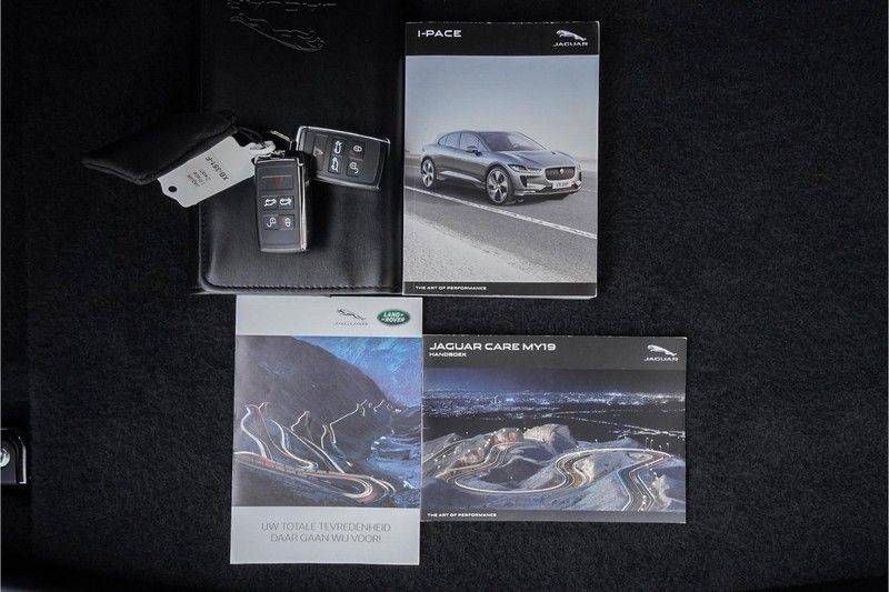 """Jaguar I-PACE EV400 First Ed Pano Luchtvering Meridian 22"""" afbeelding 7"""