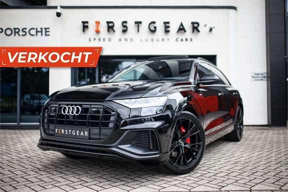 Audi Q8 50 TDI Quattro *Pano / B&O / Trekhaak / Soft-Close / DAB / ACC / HUD*