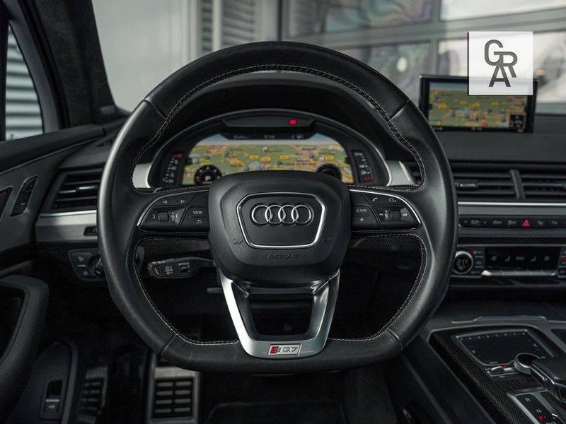 Audi SQ7 4.0 TDI SQ7 Quattro Pro Line S afbeelding 12