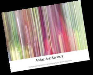 Andaz Art Portfolio Cover