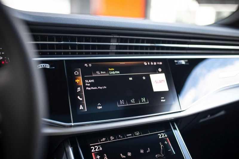 "Audi Q8 55 TFSI E Hybride Quattro *S-Line / B&O / Pano / 23"" / Black Pack / ACC* afbeelding 9"