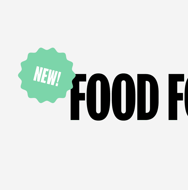 Food Foundry Bootcamp 1