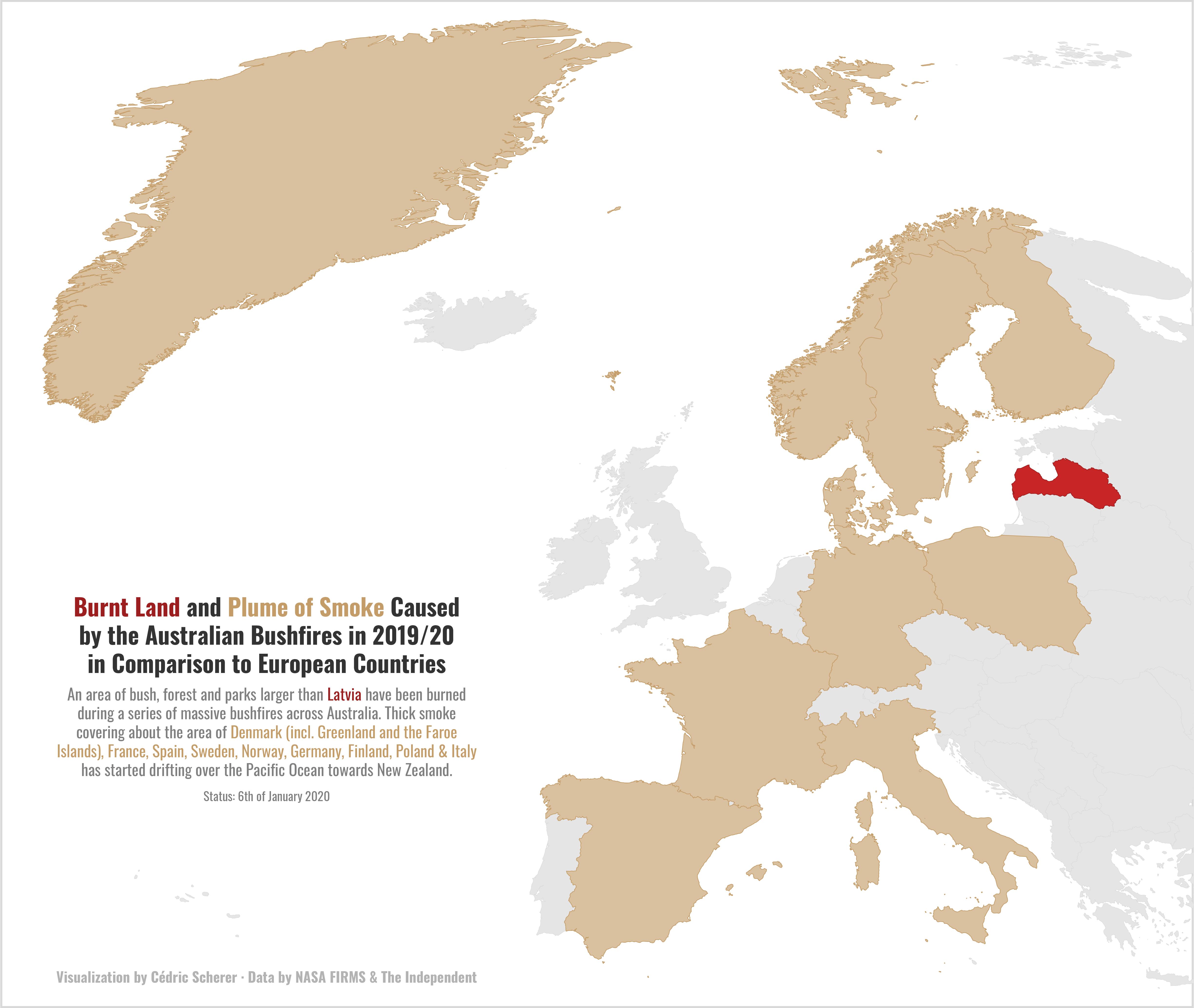 map-burnt-land-smoke-europe