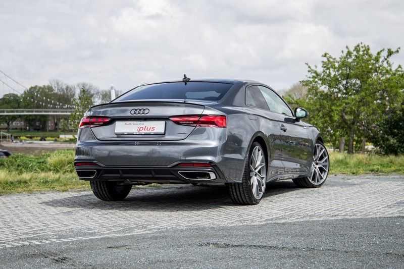 Audi A5 Coupé 45 TFSI quattro S edition Edition One   2 x S-Line   Navigatie   360 Camera  Head-Up Display   Leder/carbon interieur   Matrix LED   S-Sportstoelen   Garantie tot 10-2025* afbeelding 21