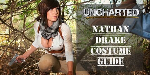 You need these items to cosplay as Nathan Drake from Uncharted Series