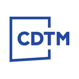 Logo of CDTM