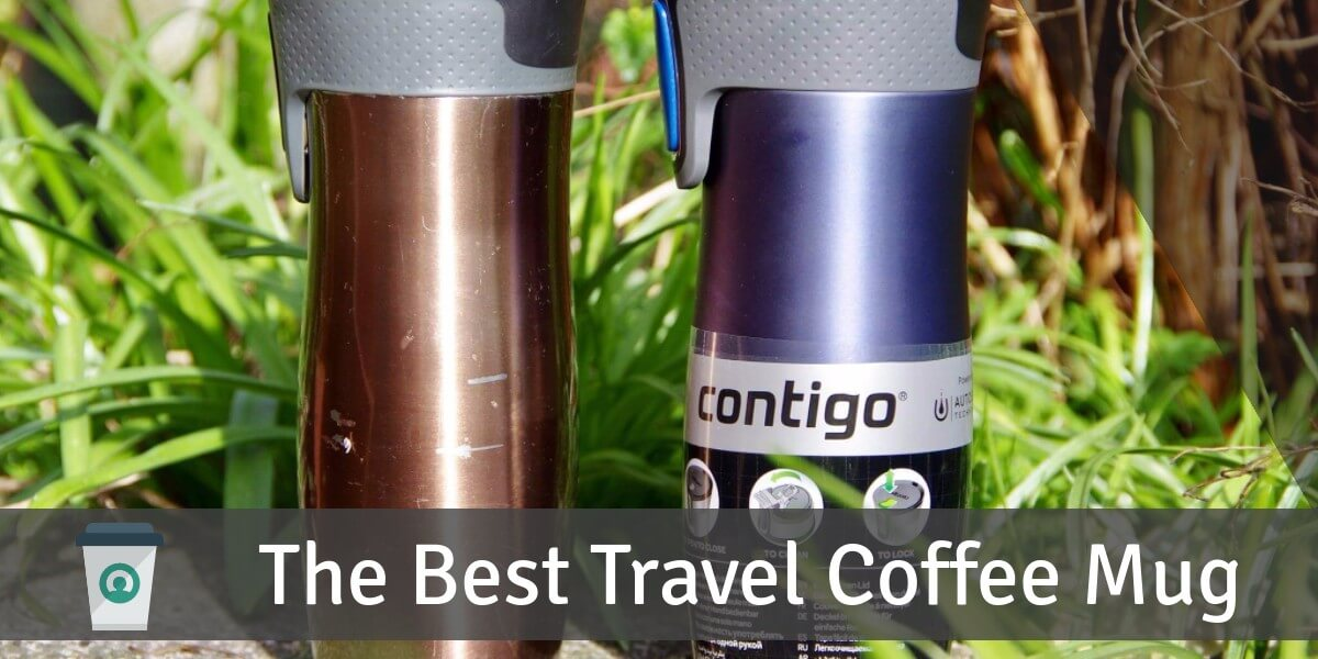The Best Travel Coffee Mug (Vaccum Insulated, Leakproof and Spillproof)