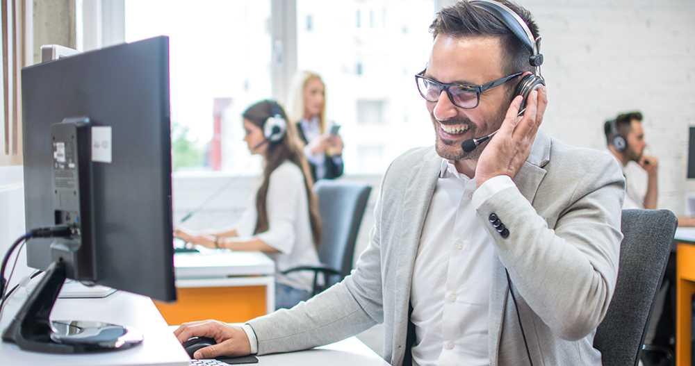 Customer Support - Main