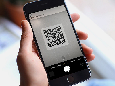 How do I Scan a QR Code with my iPhone or Android? - Covve