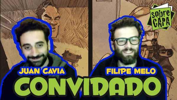 Filipe Melo e Juan Cavia Os Vampiros