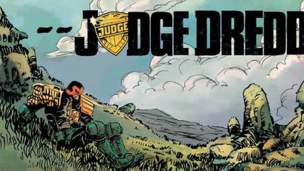 Juiz Dredd Mega City Zero
