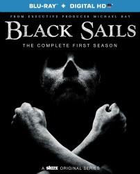 cover Black Sails - S1