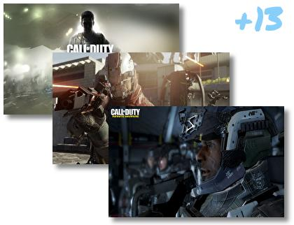 Call of Duty Infinite Warfare theme pack
